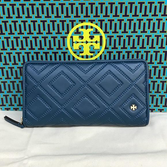 6296d3aab3 Tory Burch Bags | Fleming Zip Continental Wallet | Poshmark